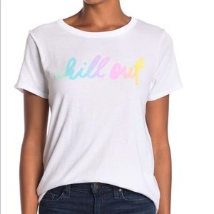 CHASER chill out graphic tee